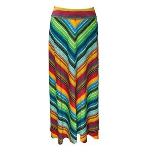Multicolor Maxi Skirt (NWOT!)